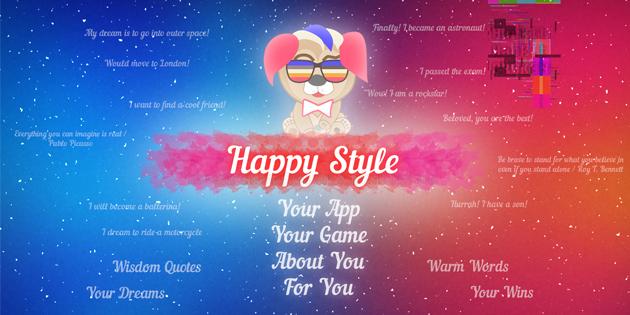 Newsbild zu Eine außergewöhnliche Erfahrung – Happy Style erscheint für Nintendo Switch