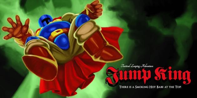 Newsbild zu Ein Sprung ins Vergnügen: Vertikalplatformer Jump King ab heute im Nintendo eShop erhältlich