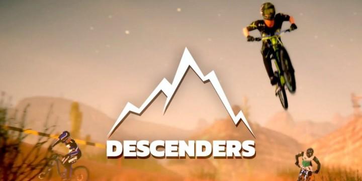 Newsbild zu Descenders im Test – Trickreich auf dem Weg ins Ziel?