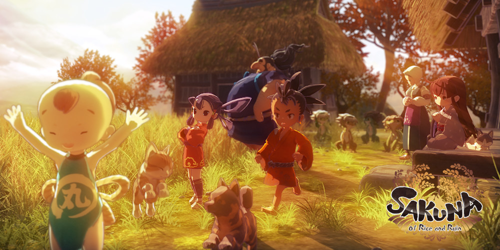 Sakuna: Of Rice and Ruin - Screenshot