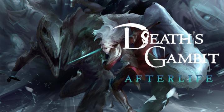 Newsbild zu Death's Gambit: Afterlife erscheint am 30. September – Handelsversion angekündigt