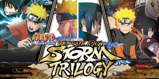 Newsbild zu Naruto Shippuden: Ultimate Ninja Storm Trilogy – Spiele werden auch einzeln im Nintendo eShop der Nintendo Switch angeboten