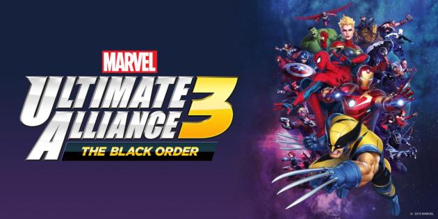 Newsbild zu gamescom 2019 // Das erste DLC-Paket für Marvel Ultimate Alliance 3: The Black Order erscheint im September