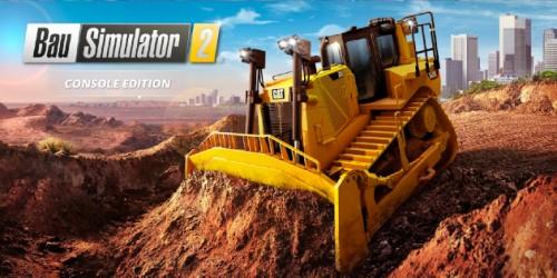 Newsbild zu Nintendo Switch-Spieletest: Bau-Simulator 2