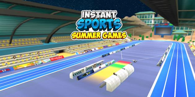 Newsbild zu Instant Sports Summer Games erscheint für die Nintendo Switch
