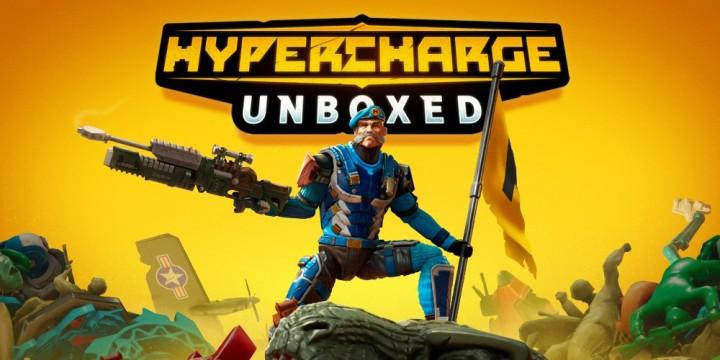 Newsbild zu Demoversion von Hypercharge: Unboxed jetzt im Nintendo eShop erhältlich