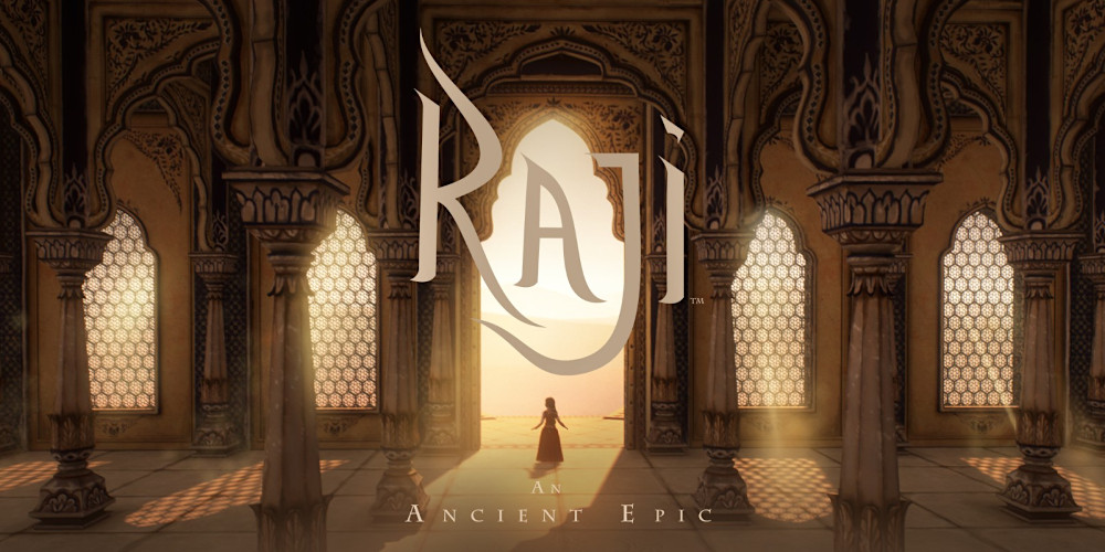 Raji: An Ancient Epic - Keyart