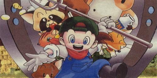 Newsbild zu Trailer zu Virtual Console-Release von Harvest Moon