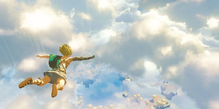 Newsbild zu Frei wie der Wind in aktuellen Bildern zum Nachfolger von The Legend of Zelda: Breath of the Wild