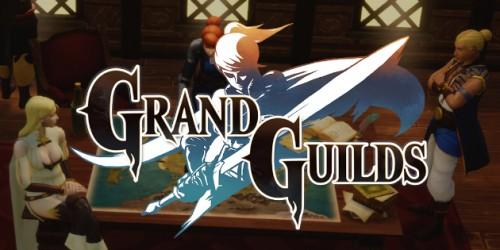 Newsbild zu Grand Guilds: Das Karten- und Rollenspiel erscheint Ende März für die Nintendo Switch