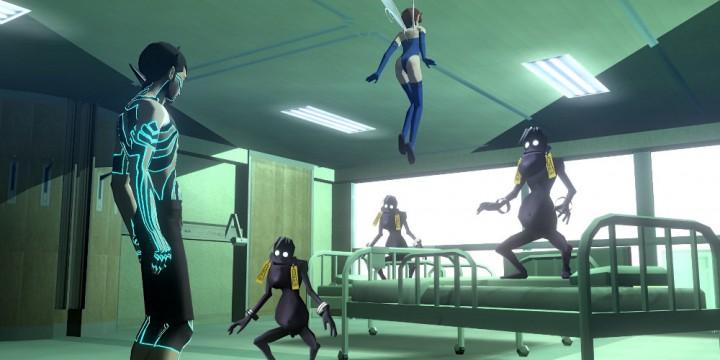 Newsbild zu Neue Screenshots geben weitere Einblicke in Shin Megami Tensei III Nocturne HD Remaster