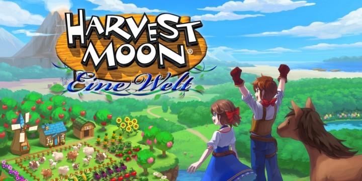 Newsbild zu Neues Update für Harvest Moon: Eine Welt geht auf Spielerfeedback ein