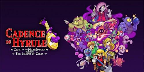 Newsbild zu Cadence of Hyrule: Kostenfreie Demo kann nun aus dem Nintendo eShop heruntergeladen werden
