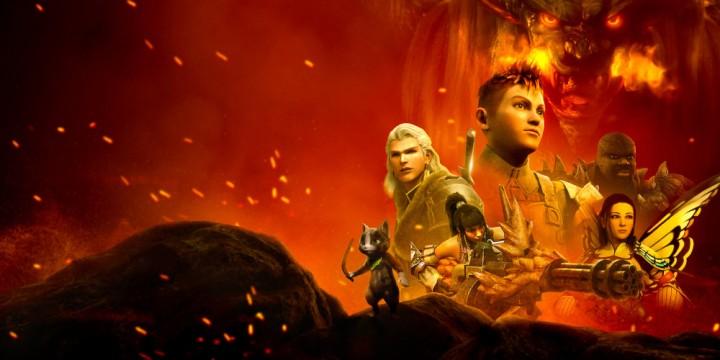Newsbild zu Monster Hunter: Legends of the Guild ab sofort via Netflix verfügbar