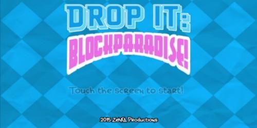 Newsbild zu Drop It: Block Paradise! soll im zweiten Quartal 2016 für den Wii U eShop veröffentlicht werden