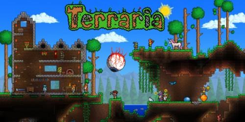 Newsbild zu Nintendo Switch-Spieletest: Terraria