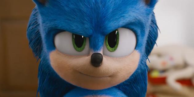 Newsbild zu Neuer Trailer zum Sonic The Hedgehog-Film enthüllt das überarbeitete Design des blauen Igels