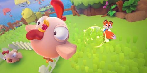 Newsbild zu Nintendo Switch-Spieletest: New Super Lucky's Tale