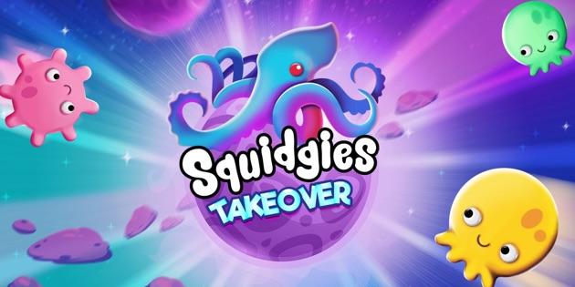 Newsbild zu Nintendo Switch-Spieletest: Squidgies Takeover