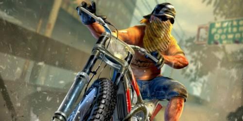 Newsbild zu 3DS eShop-Spieletest: Urban Trial Freestyle