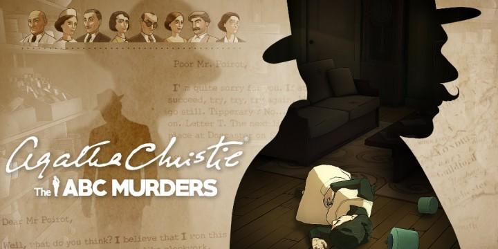 Newsbild zu Agatha Christie: The ABC Murders im Test – Ein Fest für Spürnasen?