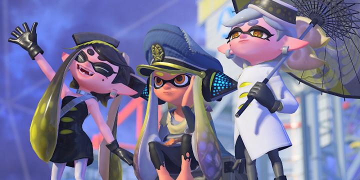 Newsbild zu Nintendo teilt viele weitere Bilder und Infos zur Welt von Splatoon 3