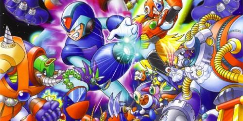 Newsbild zu Virtual Console-Spieletest: Mega Man X3