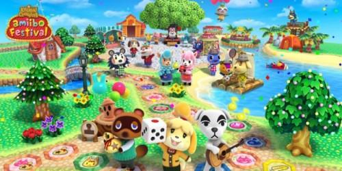 Newsbild zu Wii U-Spieletest: Animal Crossing: amiibo Festival