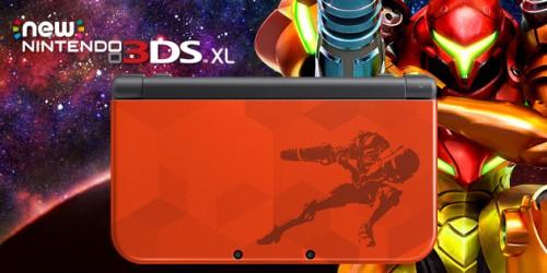 Newsbild zu IGN veröffentlicht ein Unboxing-Video zum New Nintendo 3DS XL in der Metroid: Samus Returns-Version