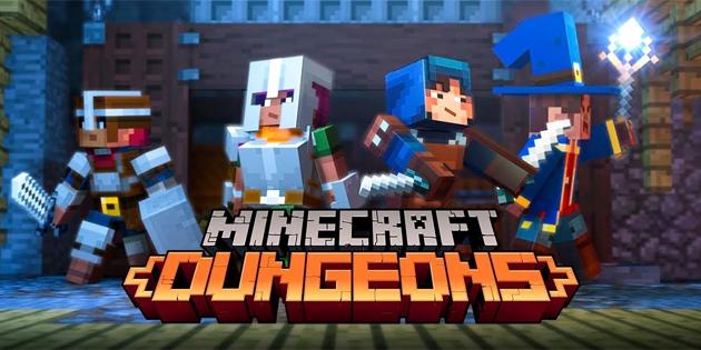 Newsbild zu Entwickler von Minecraft Dungeons über die Nutzung der Unreal Engine