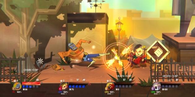 Newsbild zu Beweist ab Sommer euer Kampfgeschick in Bounty Battle für die Nintendo Switch