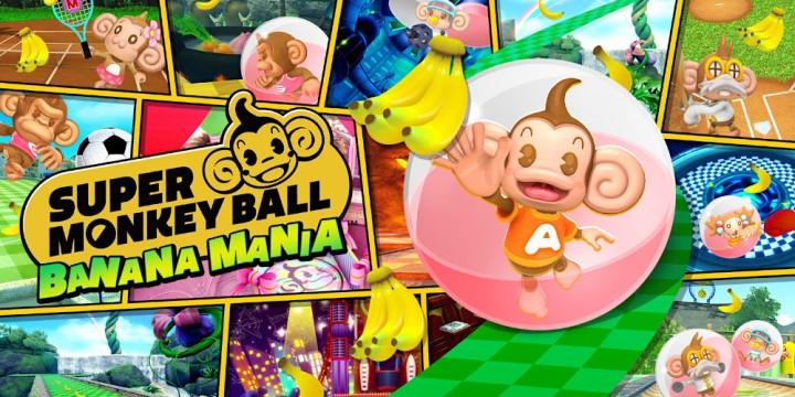 Newsbild zu Schnappt euch ein Exemplar der limitierten Vinyl mit dem Soundtrack zu Super Monkey Ball Banana Mania