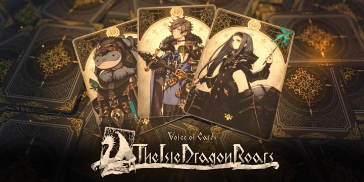 Newsbild zu Square Enix enthüllt weitere Charaktere aus Voice of Cards: The Isle Dragon Roars