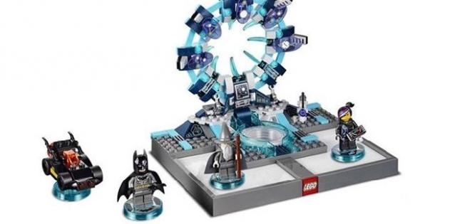 Lego Toy Pad Für Lego Dimensions Fungiert Als Weiterer Controller