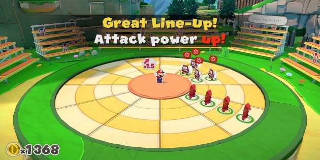 Newsbild zu Video-Schnipsel zeigt Kampf-System aus Paper Mario: The Origami King