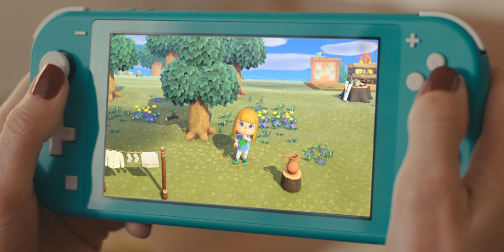 Nintendo Switch Lite - Lifestyle