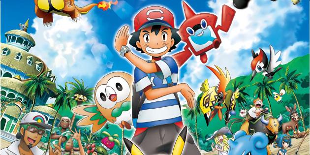 Newsbild zu Pokémon-Anime: Diesen Platz belegt Ash Ketchum in der Alola-Liga