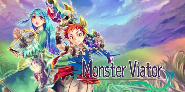 Newsbild zu Pixel-RPG Monster Viator erscheint nächste Woche für Nintendo Switch