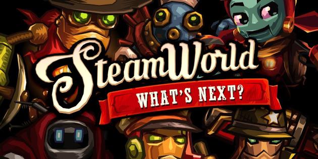 Newsbild zu SteamWorld Dig und SteamWorld Heist: Ultimate Edition sind die nächsten physischen Veröffentlichungen von Super Rare Games