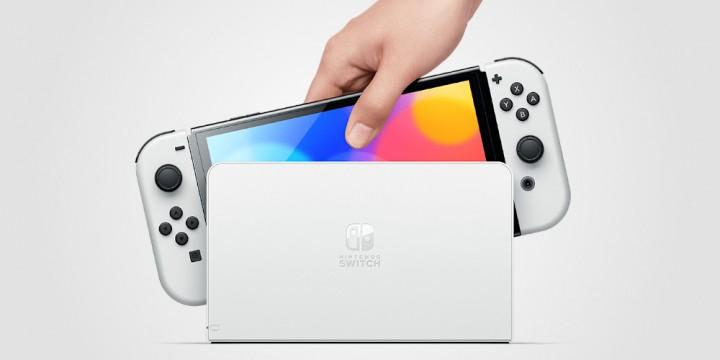 Newsbild zu Video zeigt den Innenaufbau der Nintendo Switch (OLED-Modell)