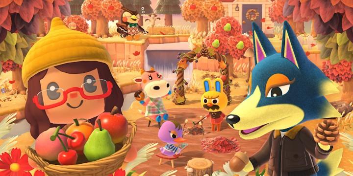 Newsbild zu Der November bringt neue Inhalte für Animal Crossing: New Horizons – spezielle Direct-Präsentation im Oktober