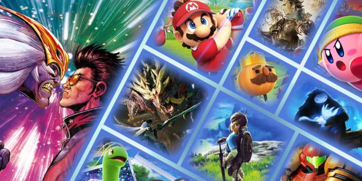 Newsbild zu Diese Nintendo Switch-Spiele erwarten euch in dieser Woche (KW 34/2021)