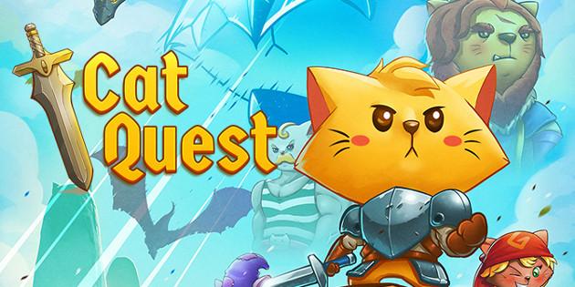 """Newsbild zu Britischer Onlinehändler listet das physische """"Pawsome Pack"""" von Cat Quest I und II"""