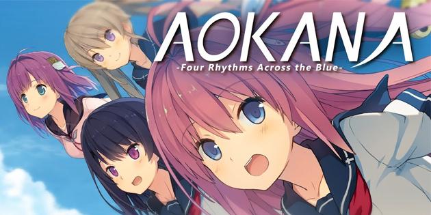 Newsbild zu Fliegen muss schön sein – Aokana: Four Rhythms Across the Blue erscheint im Westen