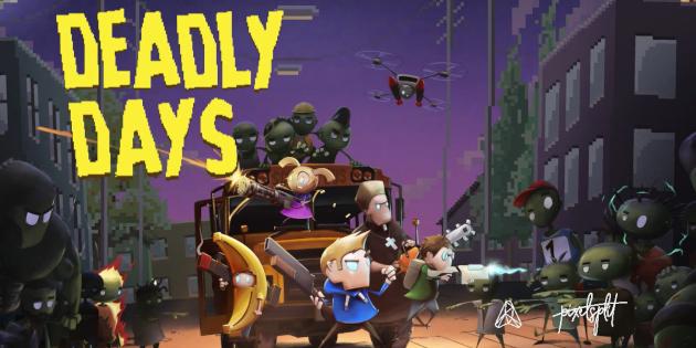 Newsbild zu Deadly Days wird bald für die Nintendo Switch veröffentlicht