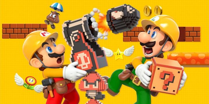 Newsbild zu Super Mario Maker 2: Update 3.0.1 ab sofort verfügbar
