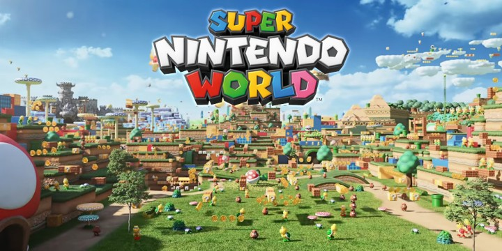 Newsbild zu Eröffnung der Super Nintendo World in Orlando auf unbestimmte Zeit verschoben