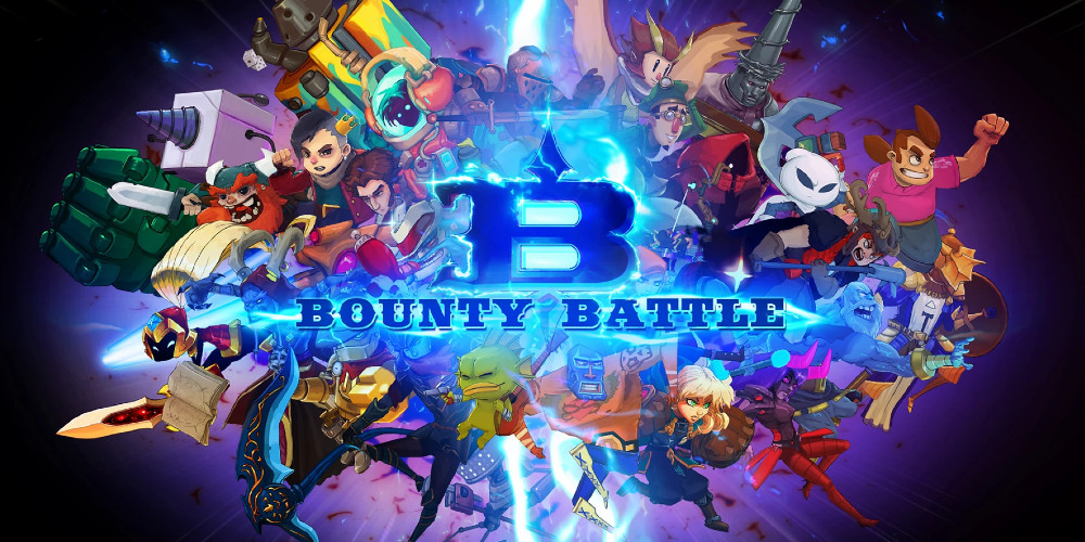 Bounty Battle - Keyart