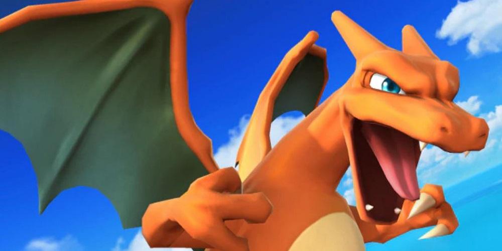 Glurak Super Smash Bros. for Wii U