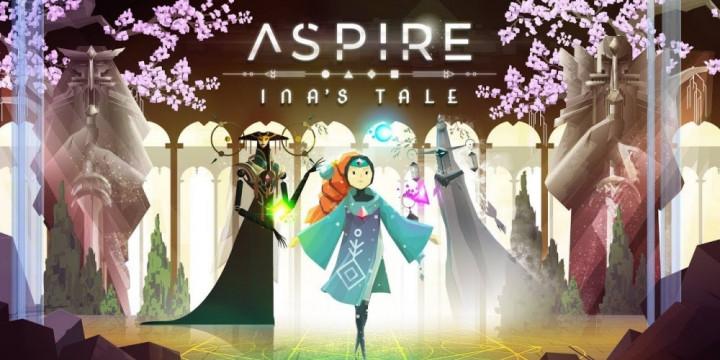 Newsbild zu Erkundet in Aspire: Ina's Tale einen mysteriösen Turm auf der Suche nach euch selbst